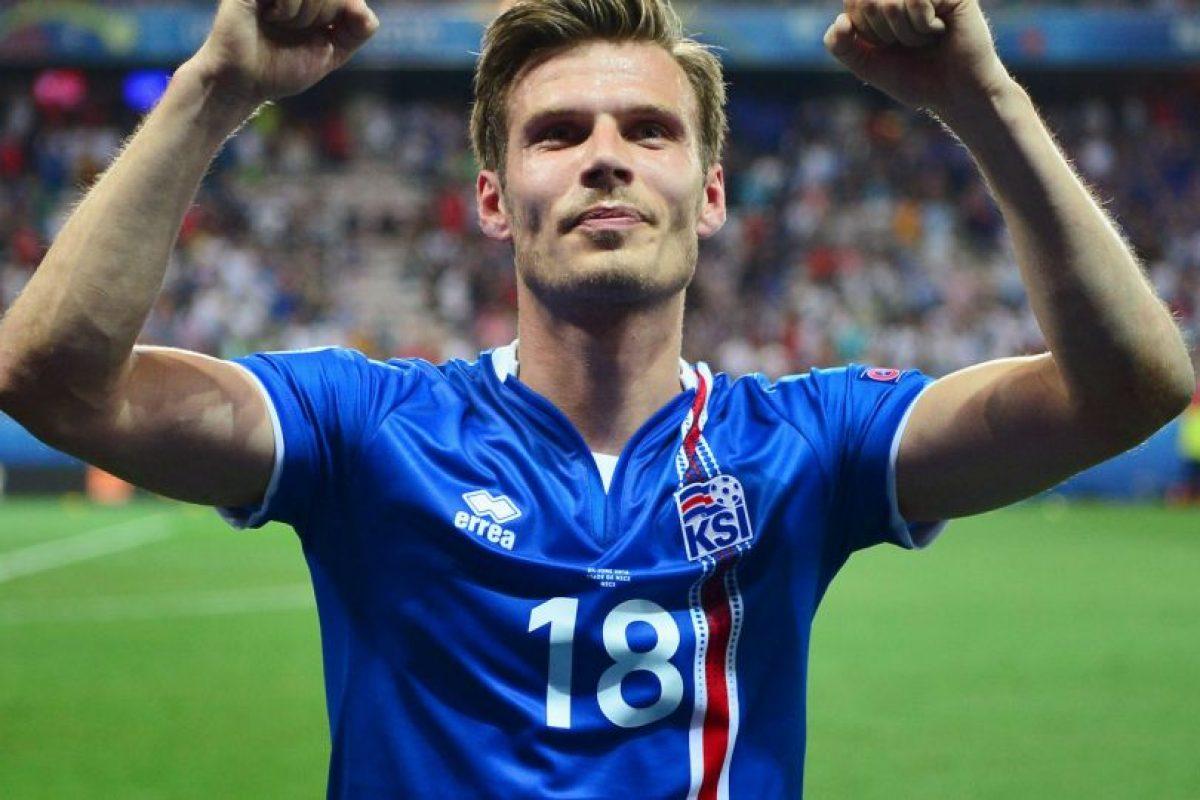 Islandia sorprendió a todos y ya está en cuartos de final de la Eurocopa Foto:Getty Images. Imagen Por:
