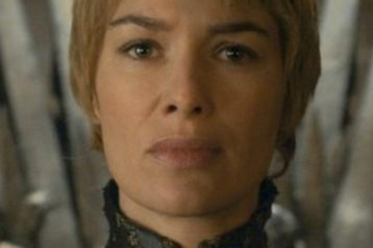 Cersei Lannister en la temporada 6 Foto:Vía HBO. Imagen Por:
