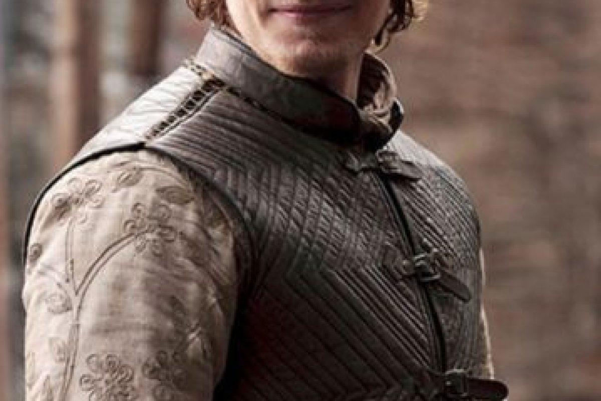 Theon Greyjoy en la temporada 1 Foto:Vía HBO. Imagen Por: