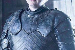 Brienne de Tarth en la temporada 2 Foto:Vía HBO. Imagen Por: