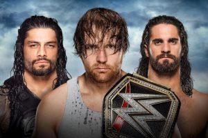 Será una amenaza triple ante Seth Rollins y Roman Reigns Foto:WWE. Imagen Por: