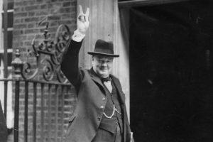 Winston Churchill: 1,69 centímetros Foto:Getty. Imagen Por: