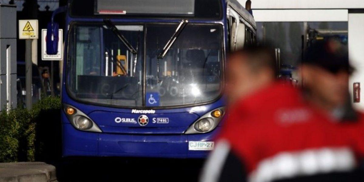 Ministro de Transportes reiteró que no habrá más plata para Alsacia y Subus
