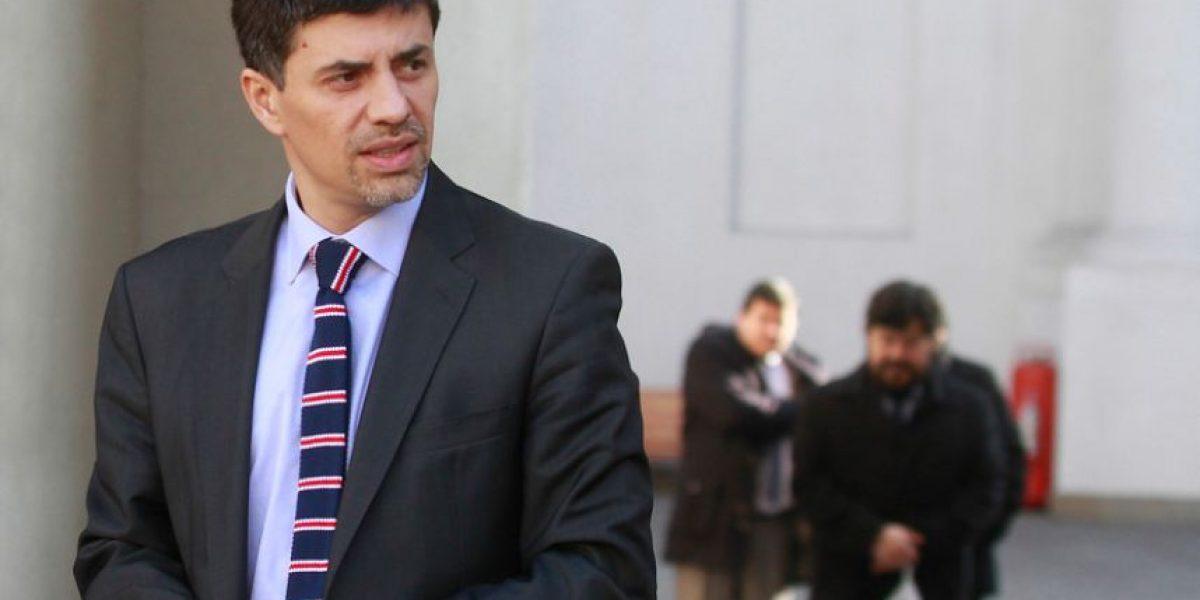 Ministro Díaz y reforma a la educación superior: