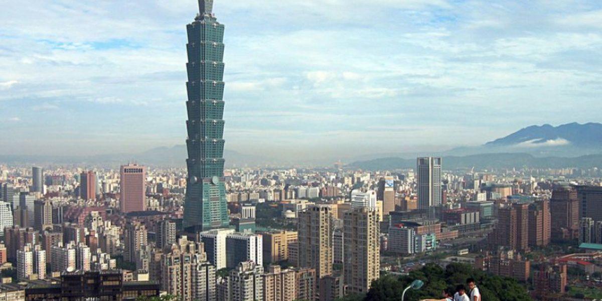 Detienen en Taiwán a chilenos que asaltaban lanzando excremento a sus víctimas