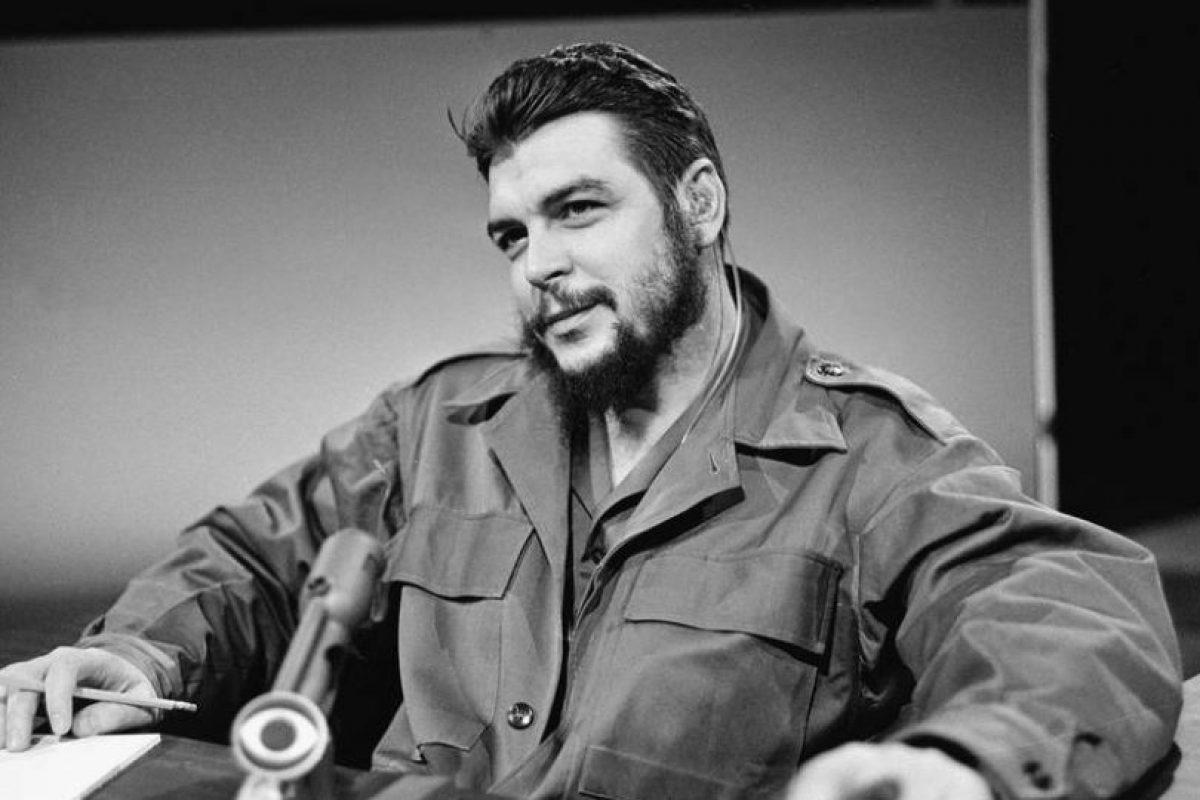 """Ernesto """"Che"""" Guevara: 1,75 centímetros Foto:Getty. Imagen Por:"""