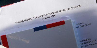 Fin al lucro y nueva acreditación: los grandes ejes del proyecto de reforma a la educación superior
