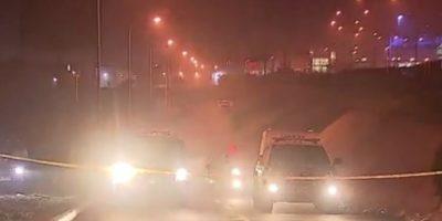 Pudahuel: control policial terminó en balacera dejando una víctima fatal
