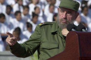 Fidel Castro: 1,90 centímetros Foto:Getty. Imagen Por: