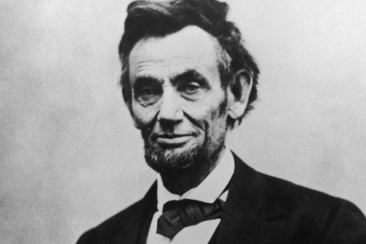 Abraham Lincoln: 1,92 centímetros Foto:Getty. Imagen Por: