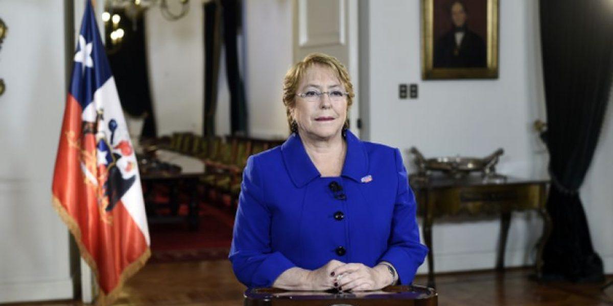 Presidenta define tres ejes para el proyecto de reforma a la educación superior