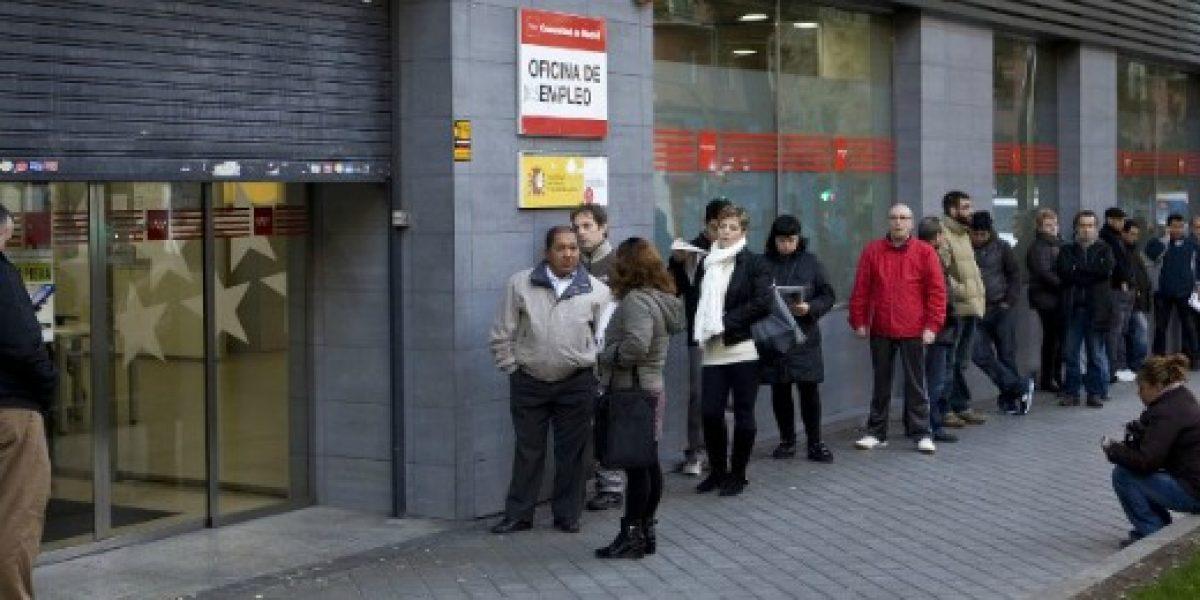 Desempleo en España llega al nivel más bajo en siete años