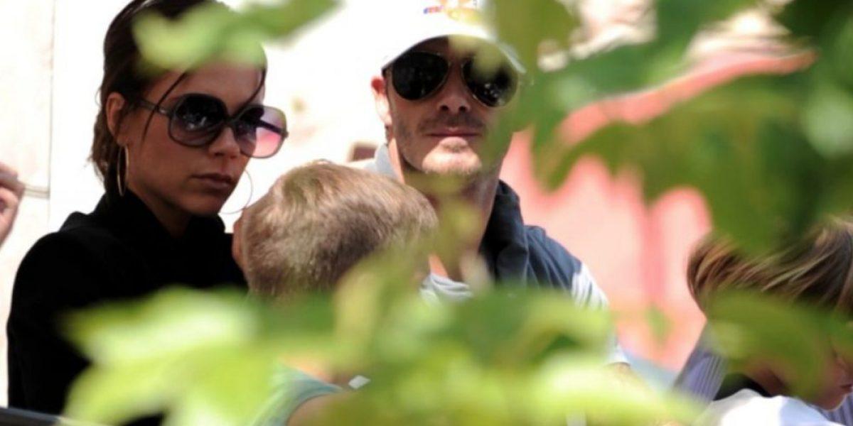Fotos: David y Victoria Beckham celebran 17 años de casados