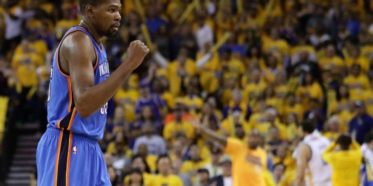 Golden State da el gran golpe en la NBA y ficha a Kevin Durant