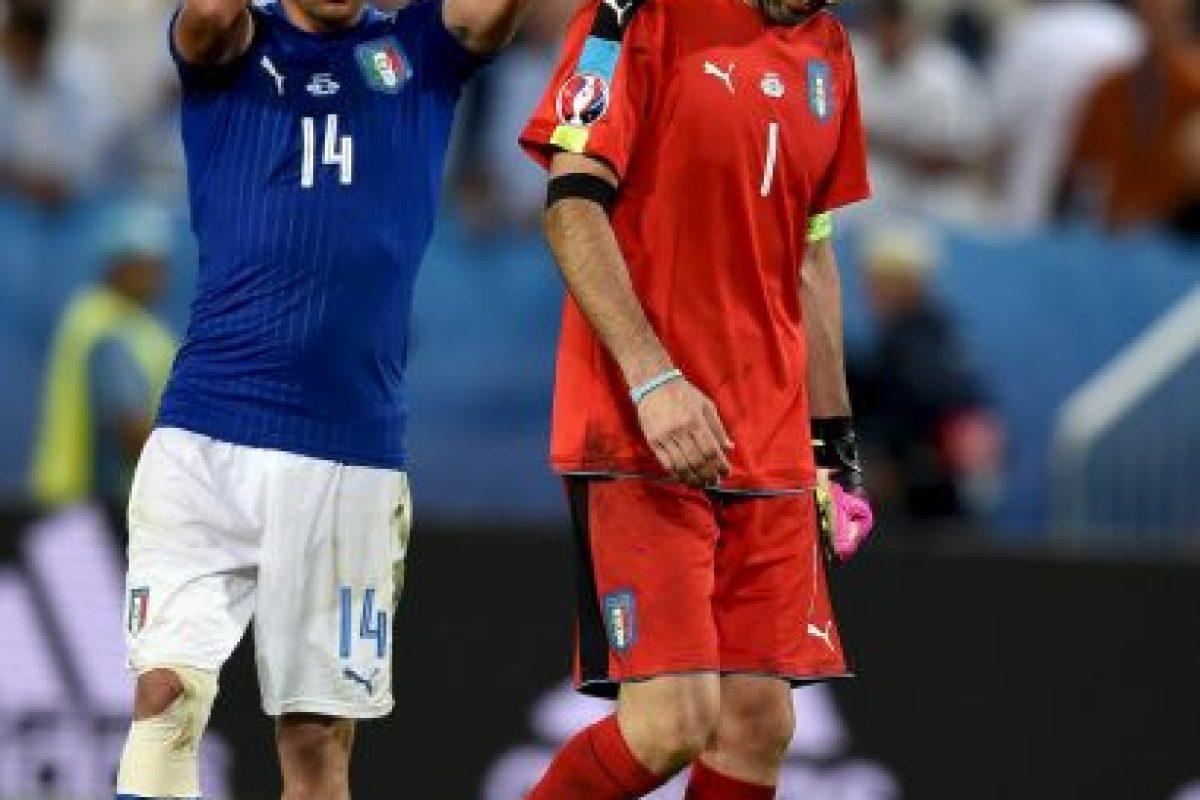 Las lágrimas que conmovieron a todo Europa Foto:Getty Images. Imagen Por: