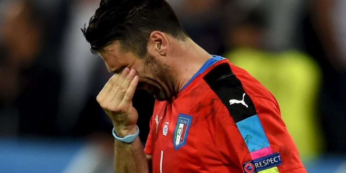 El desconsolado llanto de Buffon y Barzagli que conmovió a Europa