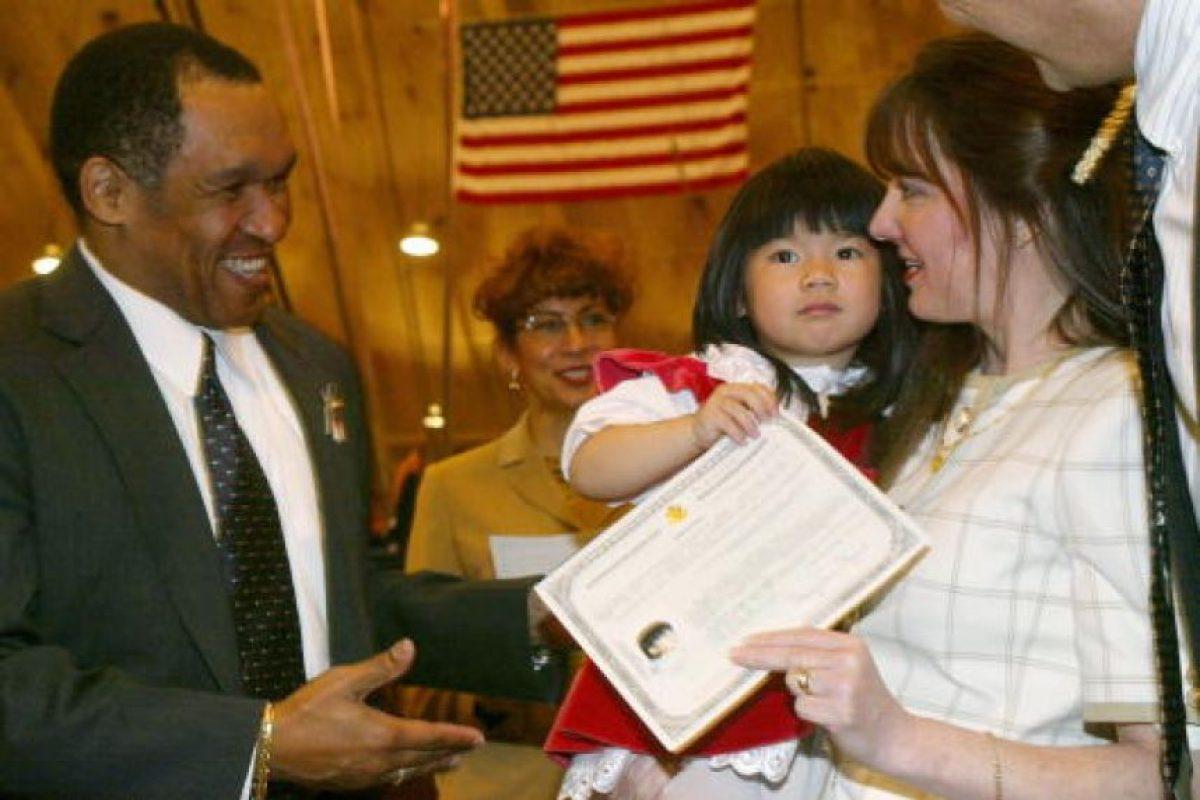 ¿Quién puede adoptar un bebé en Estados Unidos? Foto:Getty Images. Imagen Por: