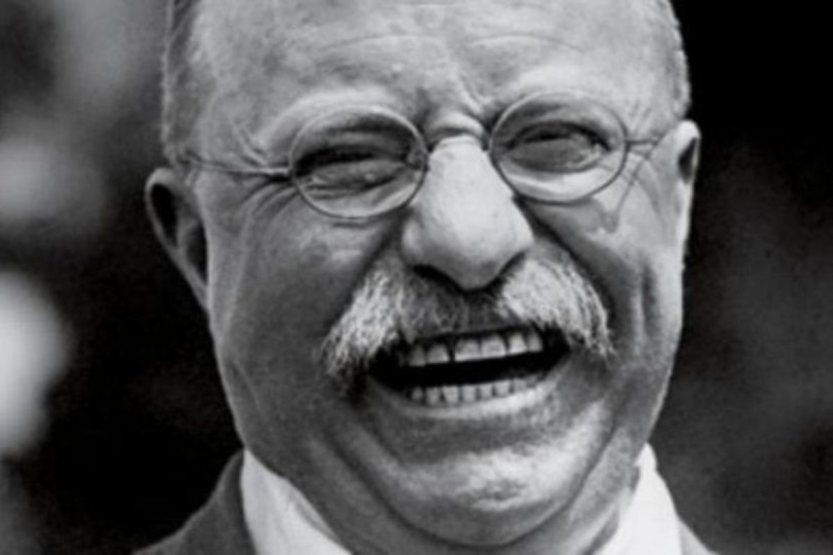 Theodore Roosevelt: 1,75 centímetros Foto:Getty. Imagen Por: