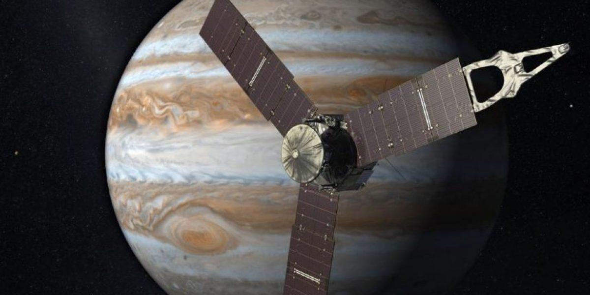 La misión Juno llega a Júpiter para revelar los secretos del origen del Sistema Solar