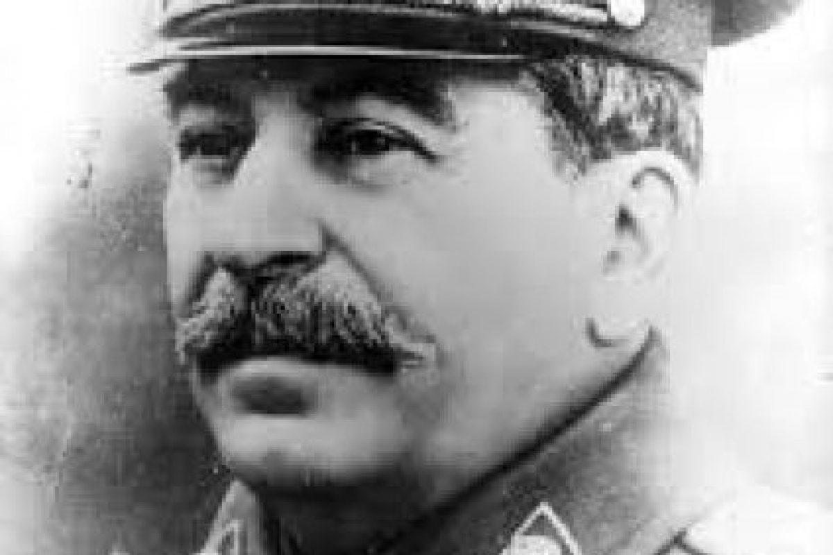 Stalin: 1,65 centímetros Foto:Getty. Imagen Por: