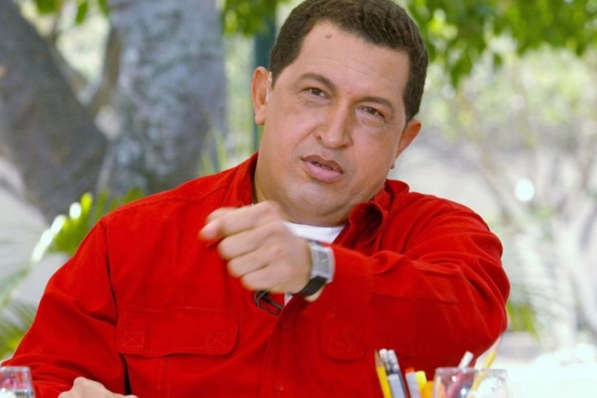 Hugo Chávez: 1,73 centímetros Foto:Getty. Imagen Por: