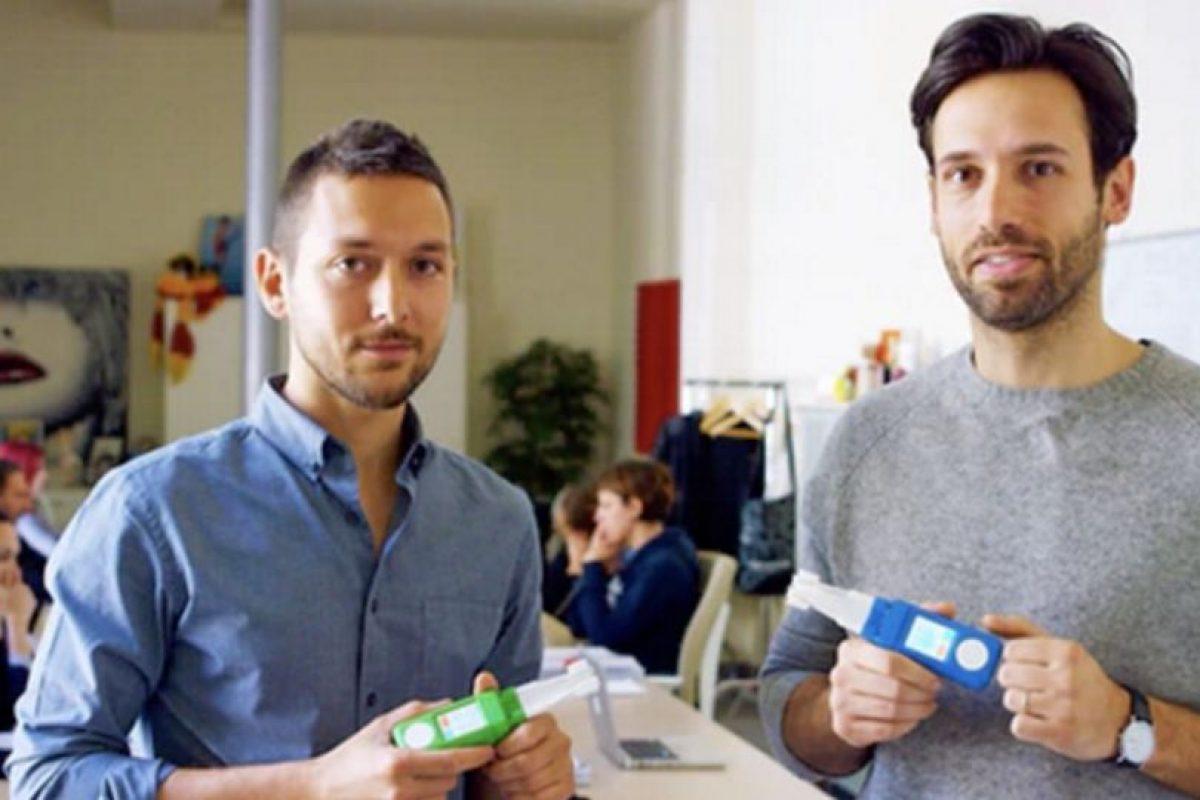 Aldo Dominici y Nicoolò Cerizza, las personas detrás de esta idea. Foto:GlareSmile. Imagen Por: