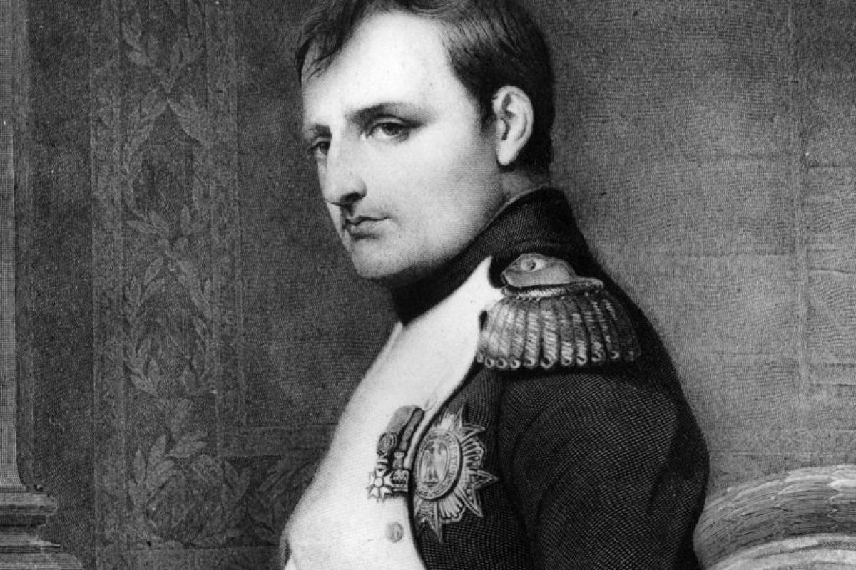 Napoleón: 1,68 centímetros Foto:Getty. Imagen Por: