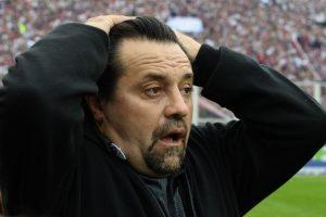 Caruso Lombardi 'asomó' como uno de los nombres a asumir la selección, aunque muchos saben que lo dicen en tono de broma Foto:AFP. Imagen Por: