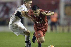 Martín Benítez no será prestado por Independiente a los Juegos Olímpicos Foto:AFP. Imagen Por: