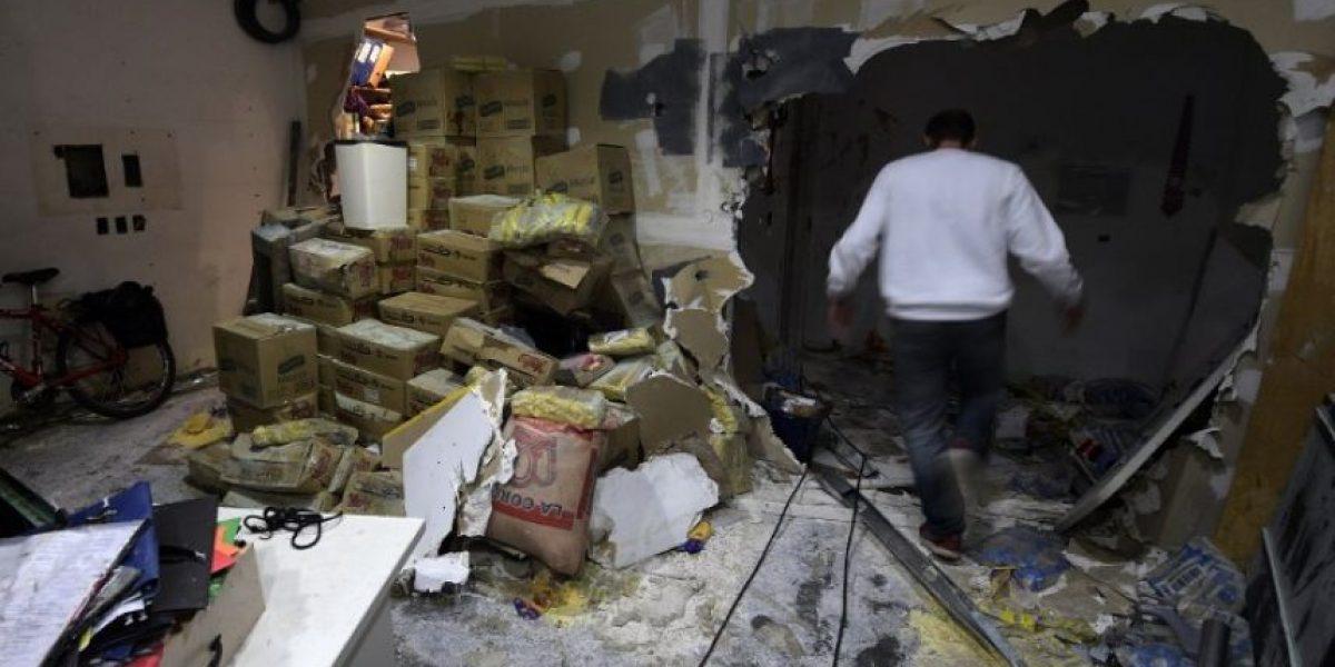 El diario argentino que fue destrozado por su dueño