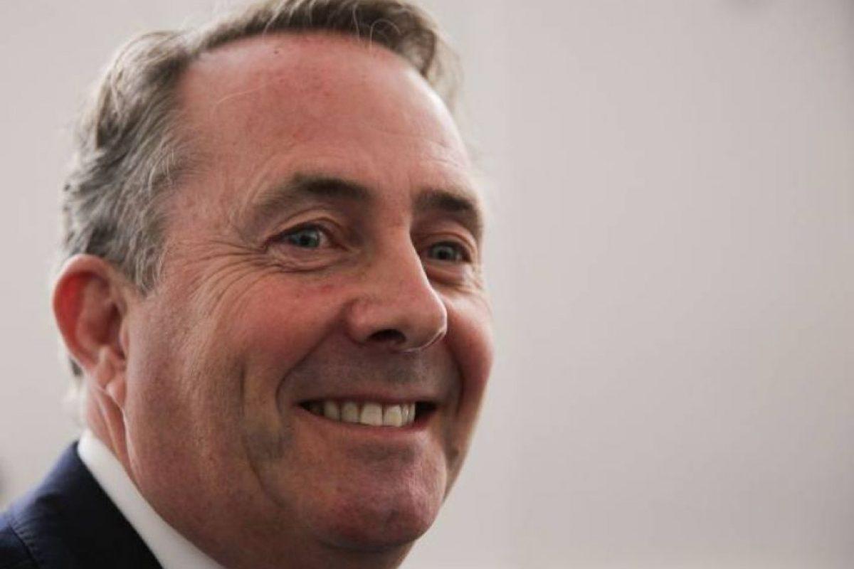 Liam Fox. Adalid de los valores tradicionales del Partido Conservador, y euroescéptico notorio, el ex ministro de Defensa de 54 años se vio obligado a dimitir en 2011 por un conflicto de intereses.Médico de formación, ya compitió con Cameron en 2005 por el liderazgo conservador. Foto:AFP. Imagen Por: