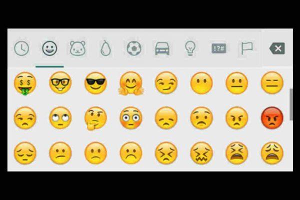 La Verdadera Historia De Los Emojis De Whatsapp Publimetro