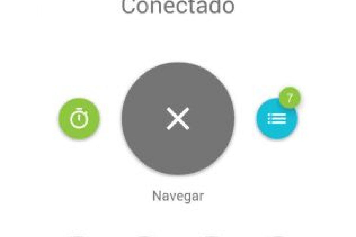La app los conectará automáticamente. Foto:Instabridge. Imagen Por: