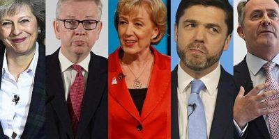 Estos son los cinco candidatos para suceder a Cameron en un proceso que arranca hoy