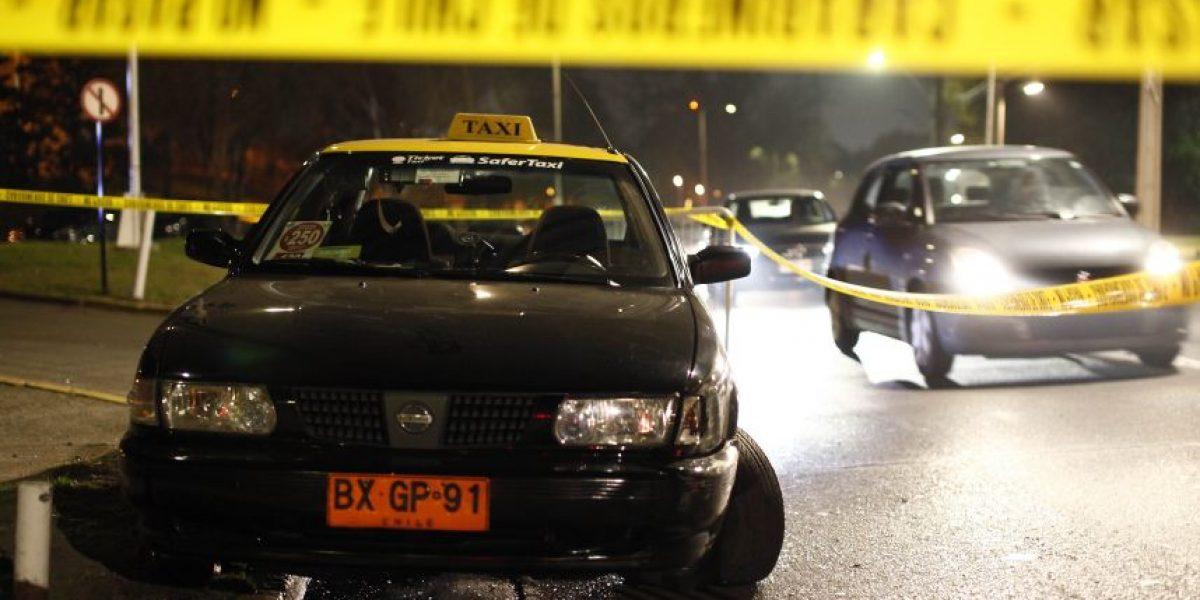 Taxista saltó a un canal para liberarse de secuestro: