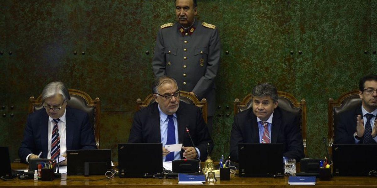 Cámara de Diputados negó participación de Andrade en debate sobre pensiones de Gendarmería