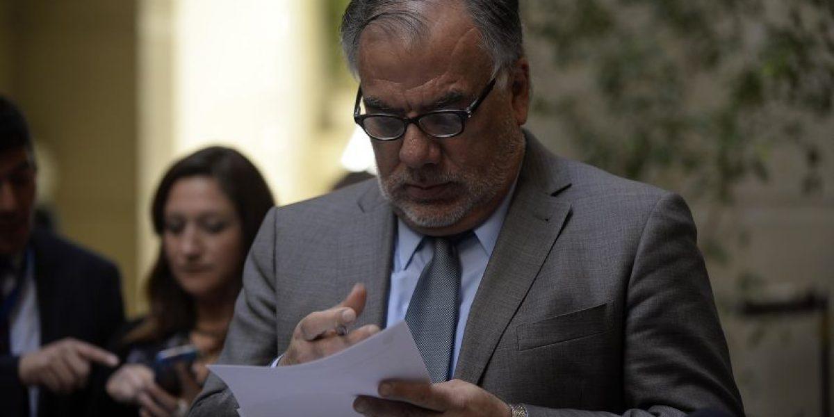 Caso Pensión: así Twitter reaccionó a las declaraciones de Osvaldo Andrade
