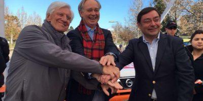Alcaldes de Lo Barnechea, Las Condes y Vitacura forman asociación de seguridad