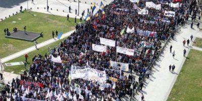 Confech explica las razones para marchar en contra del proyecto de educación superior