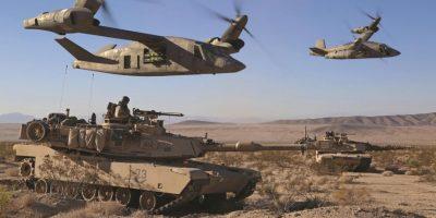 El helicóptero con motor basculante con que EEUU busca reemplazar los Black Hawk