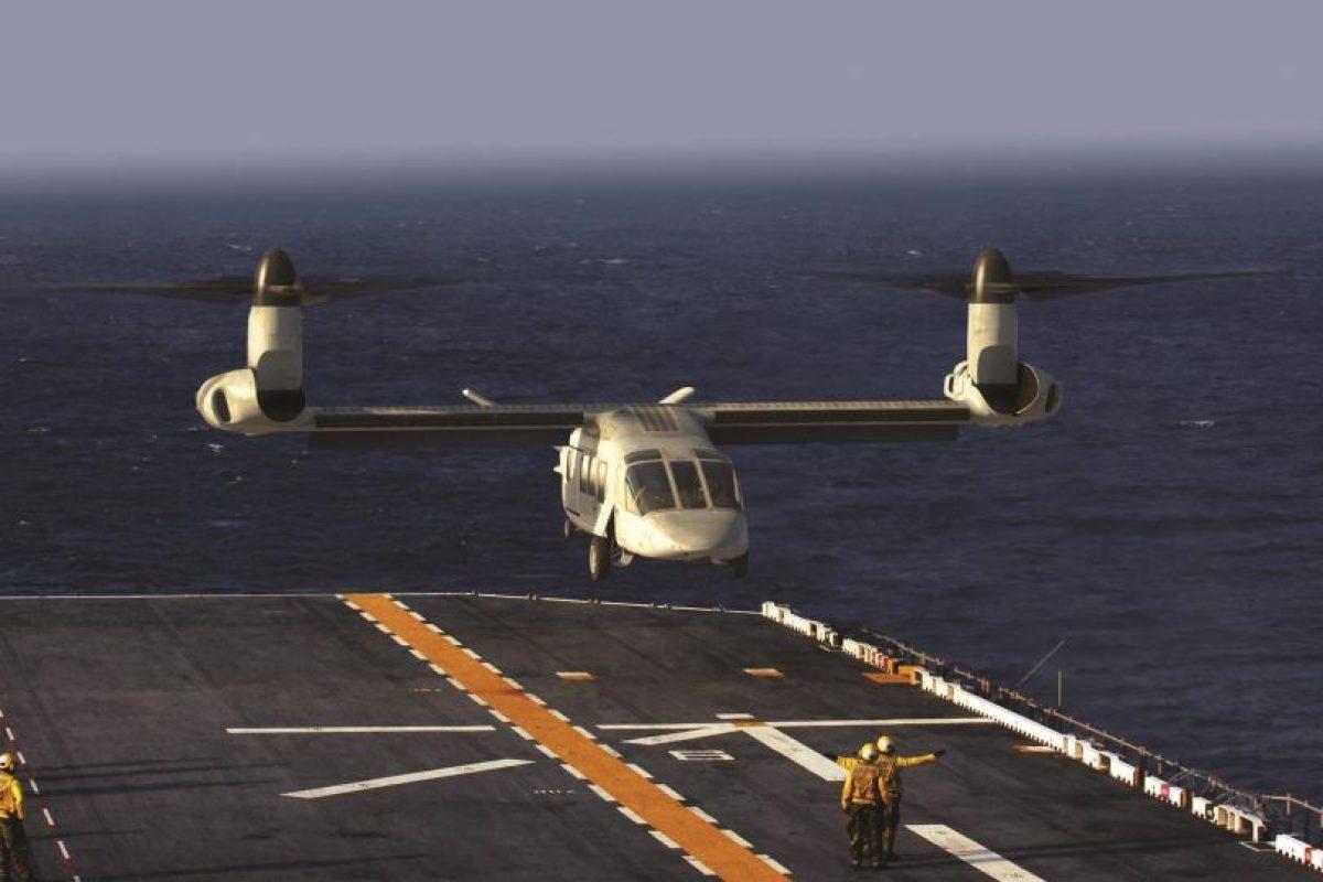 Foto:Bell Helicopter. Imagen Por: