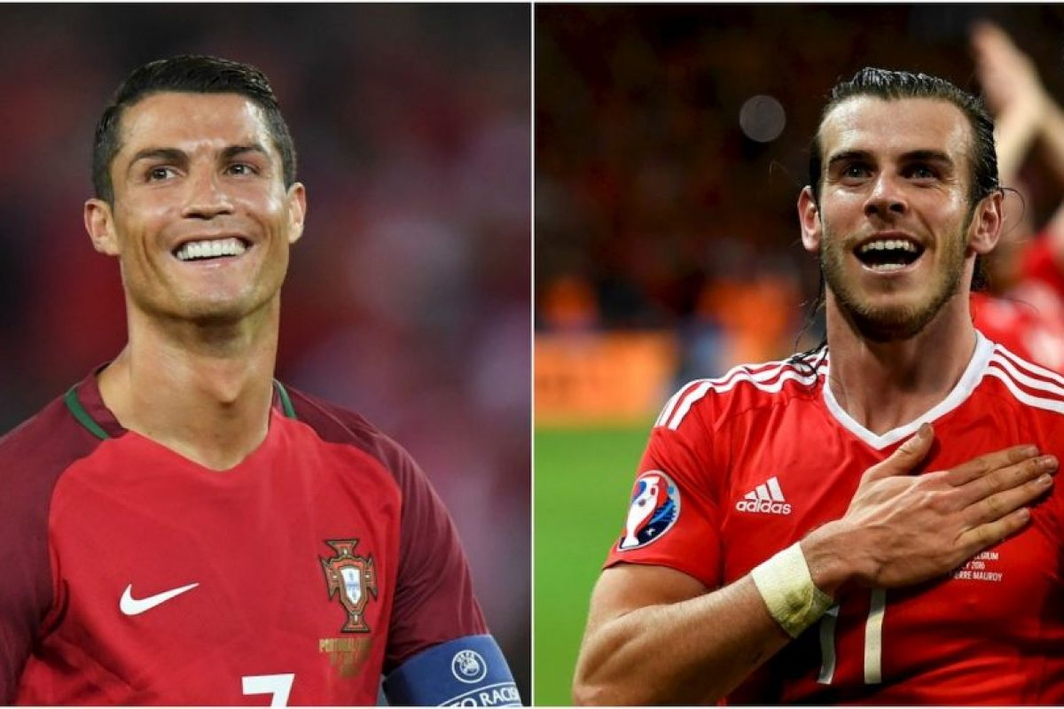 Portugal vs. Gales, semifinales de la Euro 2016 Foto: Getty images. Imagen Por: