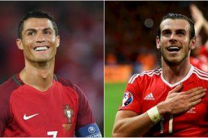 Portugal vs. Gales, semifinales de la Euro 2016 Foto:Getty images. Imagen Por: