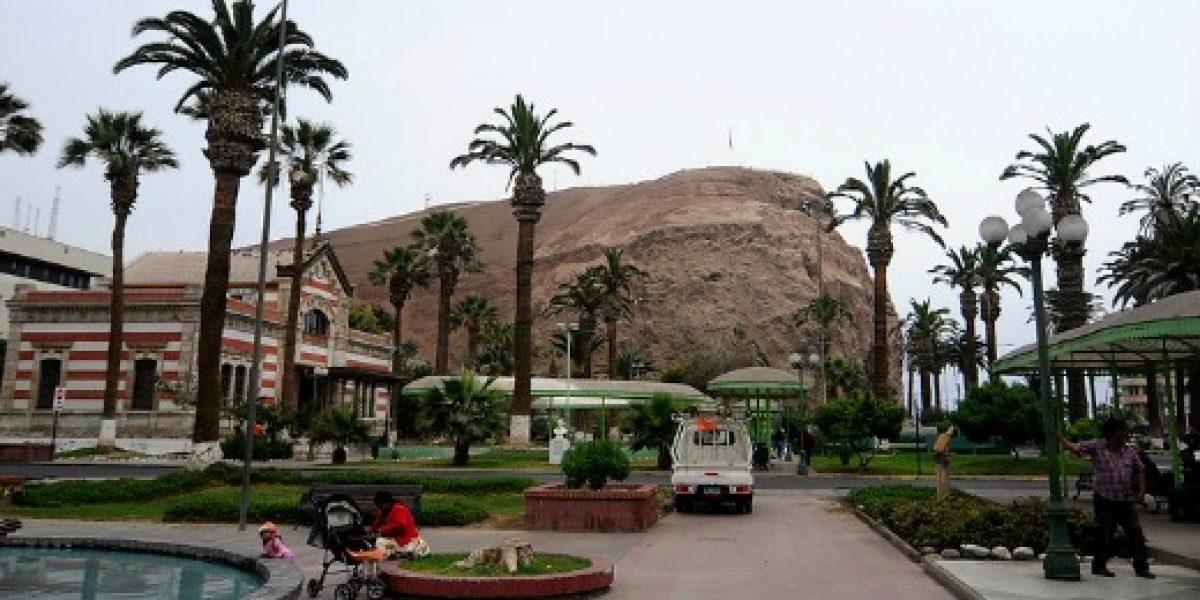 Arica arrasa en destinos nacionales para estas vacaciones de invierno