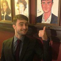. Imagen Por: Google Plus Daniel Radcliffe