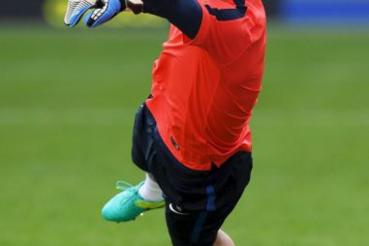 Hugo Lloris es seguido por Real Madrid y Manchester United Foto: Getty Images. Imagen Por: