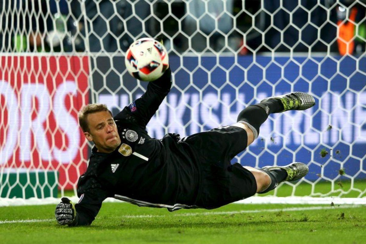 Manuel Neuer Foto:Getty Images. Imagen Por: