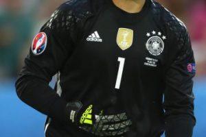 El capitán y arquero teutón Foto:Getty Images. Imagen Por: