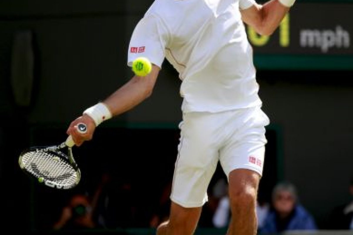 Novak Djokovic Foto: Getty Images. Imagen Por:
