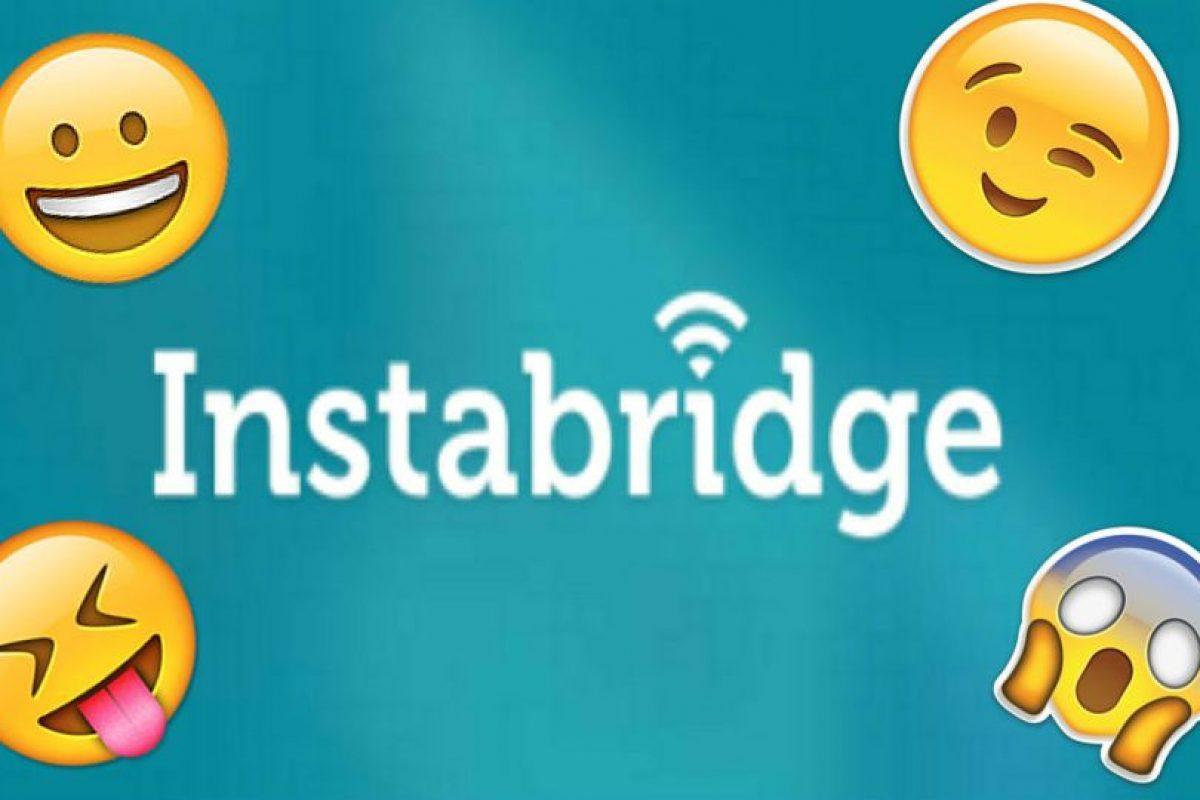 Su nombre es Instabridge. Foto:Instabridge/Edición. Imagen Por: